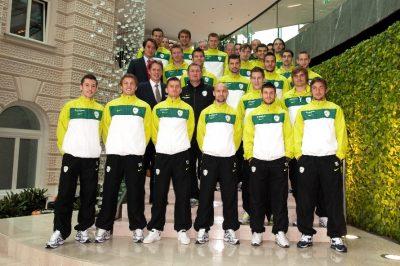 Nogometna reprezentanca Slovenije